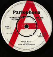 Margo And The Marvettes - Copper Kettle / So Fine (7, Vinyl, Promo) (used G-)