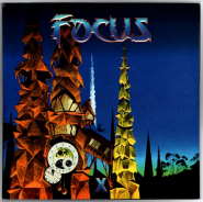 Focus - Focus X (2LP, Limited Edition, blau) (gebraucht VG)