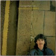 George Harrison - Somewhere In England (LP, Album) (gebraucht VG-)