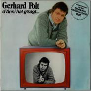 Gerhard Polt - DAnni Hat GSagt (LP, Album) (gebraucht VG)