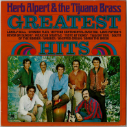 Herb Alpert & The Tijuana Brass - Greatest Hits (LP, Comp.) (gebraucht VG)