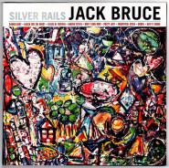 Jack Bruce - Silver Rails (LP, Album, 180 g) (gebraucht VG+)