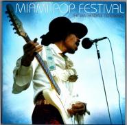 The Jimi Hendrix Experience - Miami Pop Festival (2xLP, Album) (gebraucht VG)