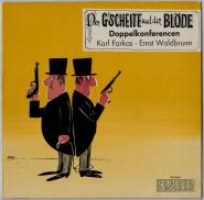 Karl Farkas - Ernst Waldbrunn - Doppelconferencen (LP, Album) (gebraucht VG+)