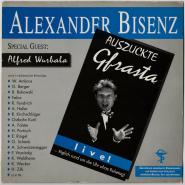 Alexander Bisenz - Auszuckte Gfrasta (LP, live) (gebraucht)