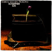 Ambros • Tauchen • Prokopetz - Schaffnerlos (LP, Album) (gebraucht)