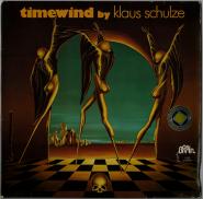 Klaus Schulze - Timewind (LP, Album) (gebraucht VG-)
