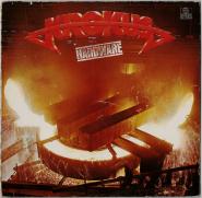 Krokus - Hardware (LP, Album) (gebraucht G-)