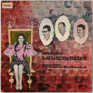 3 Lausbuben - Die Neuesten Lausbübereien Aus Der Wiener Rutschn (LP, Album) (gebraucht G-)
