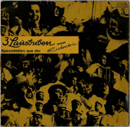 3 Lausbuben - Spezialitäten aus Der Wiener Rutschn (LP, Album) (gebraucht G)