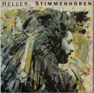 Andre Heller - Stimmenh�ren (LP, Album) (gebraucht G-)