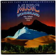 Mike Oldfield - Music Wonderland (LP, Comp.) (gebraucht G+)
