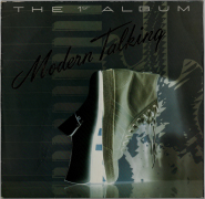 Modern Talking - The 1st Album (LP, Album) (gebraucht)