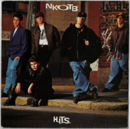 NKOTB - New Kids on the block - H.I.T.S. (LP, Comp.) (used G-)