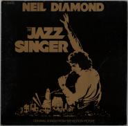 Neil Diamond - The Jazz Singer (LP, Album) (gebraucht VG)