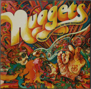 Nuggets: Original Artyfacts From The First Psychedelic Era 1965-1968 (2xLP, Comp.) (gebraucht VG+)