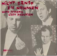 Otto Schenk - Nicht Ernst Zu Nehmen (LP, Vinyl) (gebraucht VG+)