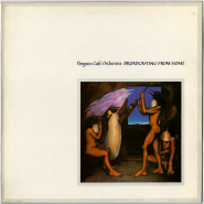 Penguin Cafe Orchestra - Broadcasting From Home (LP, Album) (used VG-)
