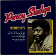Percy Sledge - Greatest Hits (LP, Comp.) (gebraucht VG)