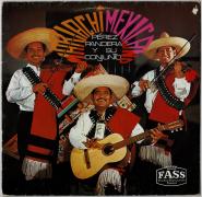Pérez Pandera Y Su Conjunto - Mariachi Mexicano (LP, Comp.) (gebraucht G+)