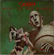 Queen - News Of The World (LP, Album) (gebraucht G)
