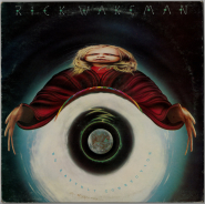 Rick Wakeman - No Earthly Connection (LP, Album) (gebraucht VG-)