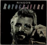 Ringo Starr - Ringos Rotogravure (LP, Album) (gebraucht VG-)