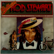 Rod Stewart - Reflection (LP, Comp.) (gebraucht VG)