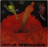 Arik Brauer - Arik Brauer (LP, Album, Club Ed.) (used G+)