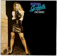 Roni Griffith - Desire (LP, Album) (acceptable)