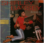 Shirley Bassey - As I Love You (LP, Comp.) (gebraucht VG)