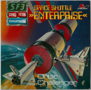 P. Bars - Space Shuttle Enterprise Orbit Challenger (LP, Hörbuch) (gebraucht)