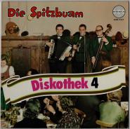 Spitzbuam Diskothek 4 (LP, Vinyl) (gebraucht VG)
