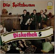 Spitzbuam Diskothek 5 (LP, Vinyl) (gebraucht VG+)