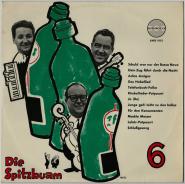 Spitzbuam 6 (LP, Vinyl) (gebraucht G)