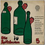Spitzbuam 5 (LP, Vinyl) (gebraucht G)