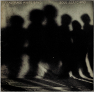 Average White Band  - Soul Searching (LP, Album) (gebraucht VG)