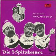 Die 3 Spitzbuam - Allerneuerste Schmähtandeleien (LP, Album) (used VG)