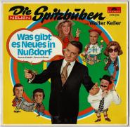Die Neuen Spitzbuben - Was Gibt Es Neues In Nußdorf (LP, Vinyl) (used VG-)