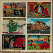 Beach Boys - L.A. (Light Album) (LP, Album, Vinyl) (gebraucht VG-)