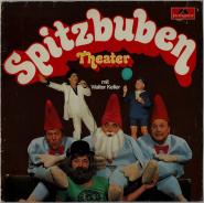 Spitzbuben Theater mit Walter Keller (LP, Club Ed.) (gebraucht VG)