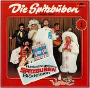 Die Spitzbuben - Funkelnagelneue Spitzbuben Blödeleien 1 (LP, Album) (gebraucht G-)