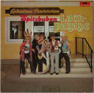 Spitzbuben und Walter Keller - Lachparade (LP, Club Ed.) (gebraucht G+)