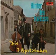 Die 3 Spitzbuben - Hinter den Kulissen (LP, Club Ed.) (used VG)