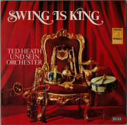 Ted Heath Und Sein Orchester - Swing Is King (2xLP, Comp., Phase 4) (gebraucht VG-)