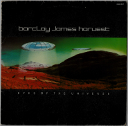 Barclay James Harvest - Eyes Of The Universe (LP, Album) (gebraucht G-)