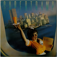 Supertramp - Breakfast In America (LP, Album) (gebraucht VG-)