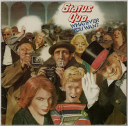 Status Quo - Whatever You Want (LP, Club Ed.) (gebraucht G+)
