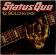 Status Quo - 12 Gold Bars (LP, Club Ed.) (gebraucht G+)