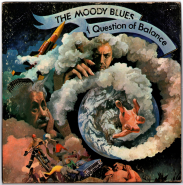 The Moody Blues - A Question Of Balance (LP, Album) (gebraucht VG)